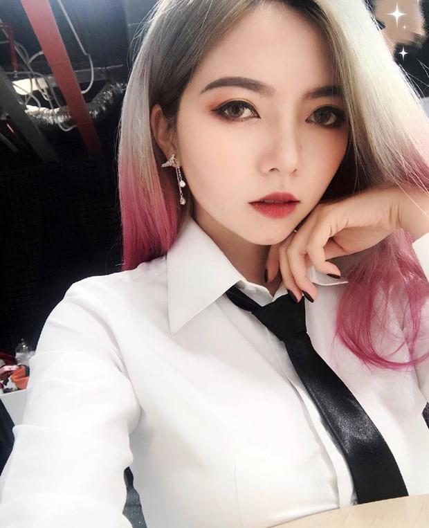 Ohsusu - nữ streamer đình đám không thua gì Misthy vì sở hữu ngoại hình xinh xắn như Idol Hàn Quốc - Ảnh 6.