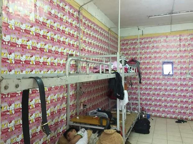 Hội những chàng trai nam tính yêu màu hồng: Chạy khắp Hà Nội mua hình Hello Kitty về dán kín ký túc xá - Ảnh 3.
