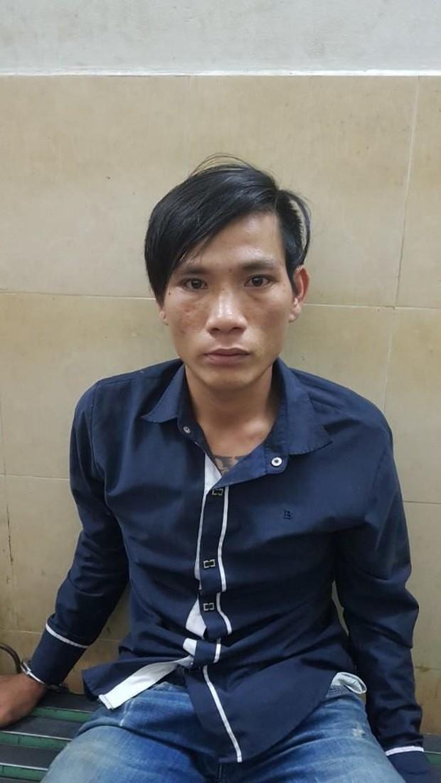 Thanh niên 9X trộm xe máy của người đàn ông ngủ tại trạm xe buýt ở Sài Gòn - Ảnh 1.