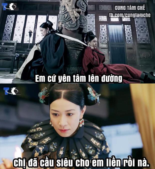 Không đóng parody nữa, BB Trần, Hải Triều rủ chị canô chơi ma sói phiên bản cung đấu, nghe đã thấy cả bể drama cười! - Ảnh 7.