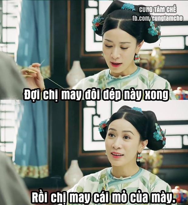 Không đóng parody nữa, BB Trần, Hải Triều rủ chị canô chơi ma sói phiên bản cung đấu, nghe đã thấy cả bể drama cười! - Ảnh 8.