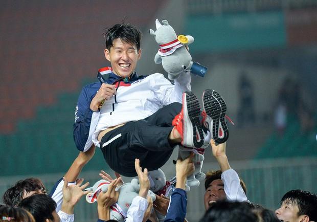 Tên của Son Heung-min được đặt cho trung tâm thể thao tại Hàn Quốc - Ảnh 2.