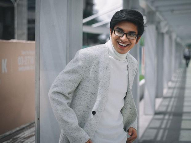 Chàng bộ trưởng Malaysia tuổi 25: Soái ca ngoài đời thực với đam mê chạy bộ và chơi điện tử - Ảnh 2.