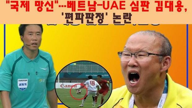Sau màn bị bêu riếu, trọng tài xử ép U23 Việt Nam có khả năng hạ cánh an toàn - Ảnh 1.