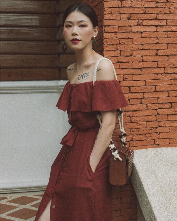 Muốn diện đồ đơn giản mà không bị nhàm chán, các nàng hãy ngắm qua street style Châu Á tuần này xem sao - Ảnh 11.