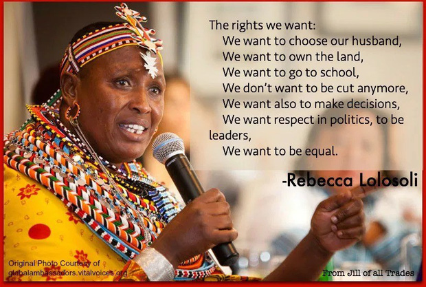 Nữ Nhi Quốc tại châu Phi: bất mãn với đàn ông, phụ nữ sống hạnh phúc cùng nhau! - Ảnh 2.