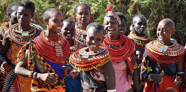 Nữ Nhi Quốc tại châu Phi: bất mãn với đàn ông, phụ nữ sống hạnh phúc cùng nhau! - Ảnh 3.