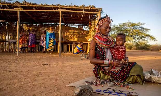 Nữ Nhi Quốc tại châu Phi: bất mãn với đàn ông, phụ nữ sống hạnh phúc cùng nhau! - Ảnh 6.