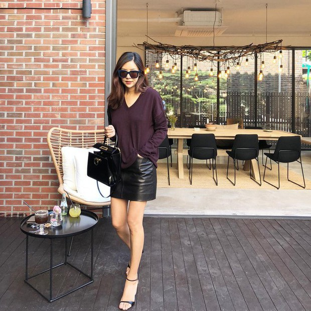 Muốn diện đồ đơn giản mà không bị nhàm chán, các nàng hãy ngắm qua street style Châu Á tuần này xem sao - Ảnh 7.