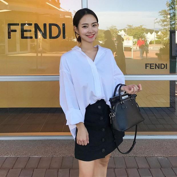 Muốn diện đồ đơn giản mà không bị nhàm chán, các nàng hãy ngắm qua street style Châu Á tuần này xem sao - Ảnh 8.