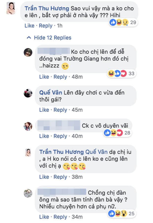 Tuấn Hưng đăng hình chụp với Nam Em nhưng lại gọi tên Trường Giang - Ảnh 3.