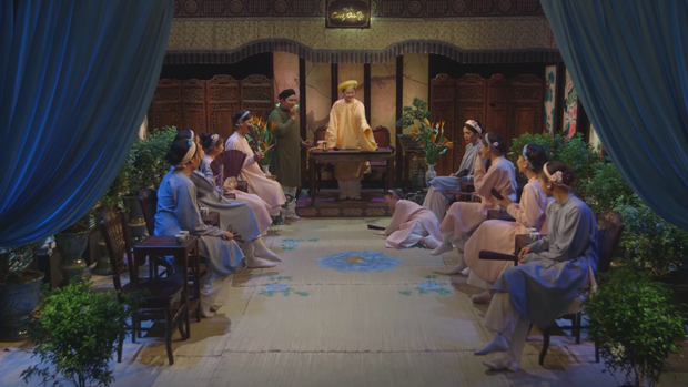 Không đóng parody nữa, BB Trần, Hải Triều rủ chị canô chơi ma sói phiên bản cung đấu, nghe đã thấy cả bể drama cười! - Ảnh 5.