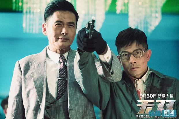 Điện ảnh Hoa ngữ tháng 9 gây choáng với sự đổ bộ của dàn sao TVB đình đám một thời - Ảnh 15.
