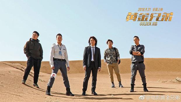 Điện ảnh Hoa ngữ tháng 9 gây choáng với sự đổ bộ của dàn sao TVB đình đám một thời - Ảnh 25.