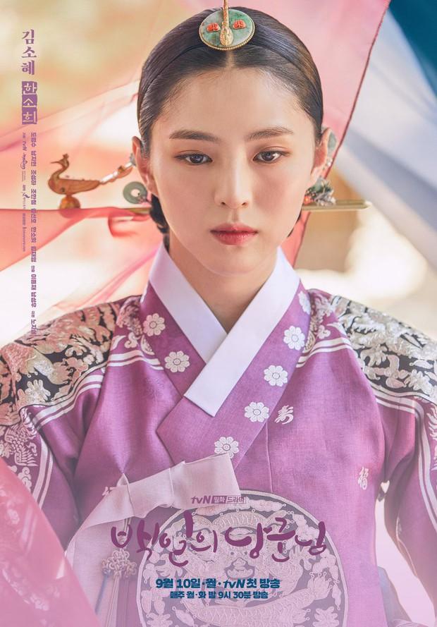 Làm vợ D.O. (EXO), mỹ nhân Hàn gây sốt vì được ví với Song Hye Kyo, thần thái hơn cả nữ chính - Ảnh 3.