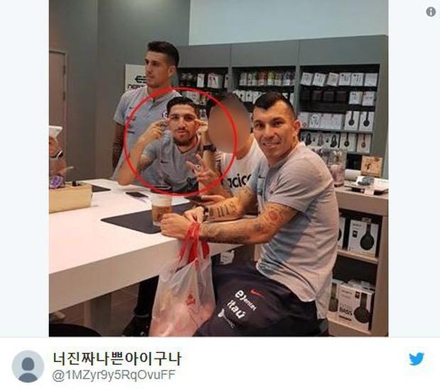 Son Heung-min xâu kim cầu thủ Chile và đây là lý do khiến fan Hàn Quốc hả hê - Ảnh 2.