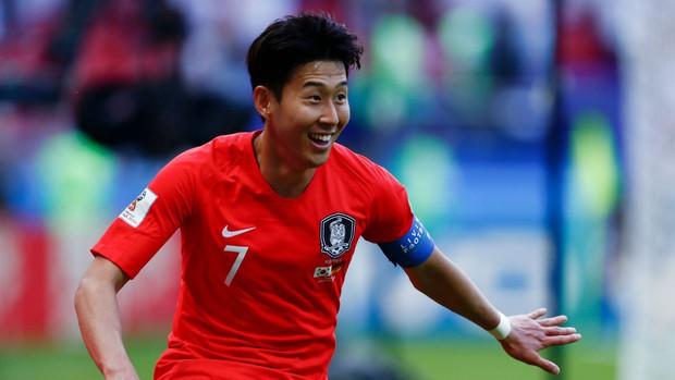 Son Heung-Min: Giá chuyển nhượng tăng chóng mặt sau ASIAD 2018 - Ảnh 2.