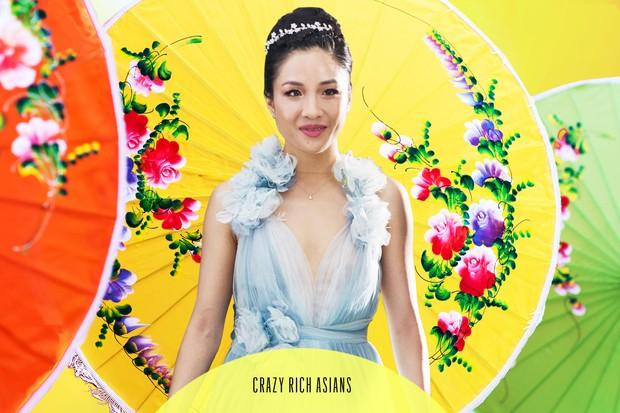 Crazy Rich Asians: Còn hơn cả một phim giải trí về hội con nhà giàu châu Á! - Ảnh 4.