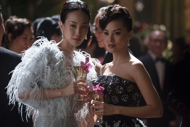 Crazy Rich Asians: Còn hơn cả một phim giải trí về hội con nhà giàu châu Á! - Ảnh 7.