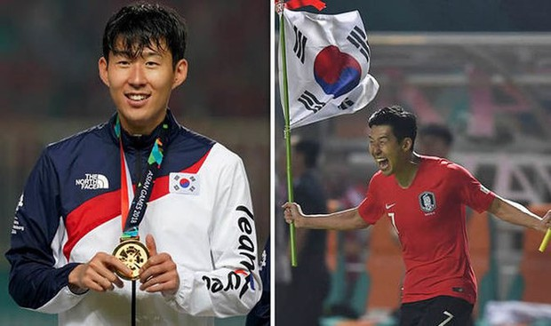 Son Heung-Min: Giá chuyển nhượng tăng chóng mặt sau ASIAD 2018 - Ảnh 1.