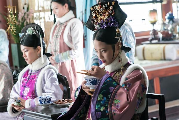 Mê đắm với thần thái chuẩn mẫu nghi thiên hạ ở đại lễ sắc phong Hoàng hậu của Như Ý Châu Tấn - Ảnh 3.