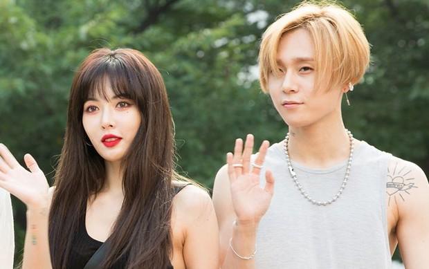 CHÍNH THỨC: CUBE đuổi Hyuna và E'Dawn (PENTAGON) - Ảnh 1.