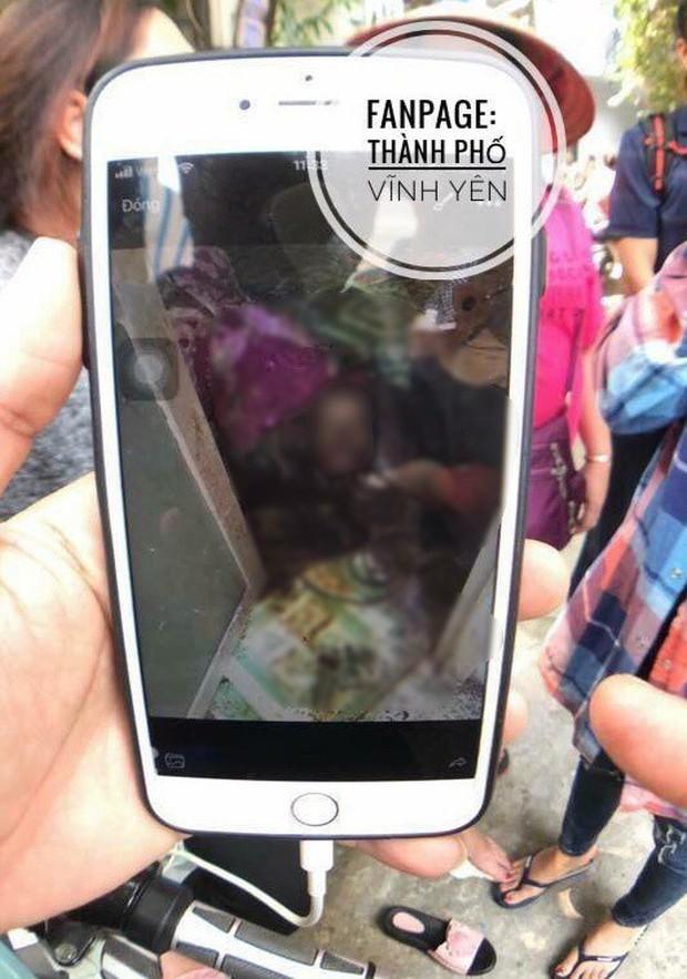 Vụ phát hiện bộ xương ở Vĩnh Phúc: Nghi phạm gây án xong còn bình thản gọi điện cho mẹ nạn nhân vay tiền - Ảnh 5.