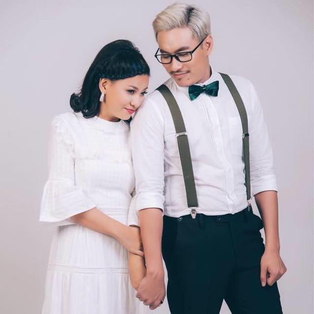 Kiều Minh Tuấn từng nói sẽ yêu Cát Phượng đến khi vợ yên nghỉ, con lập gia đình mới đi lấy vợ khác - Ảnh 1.