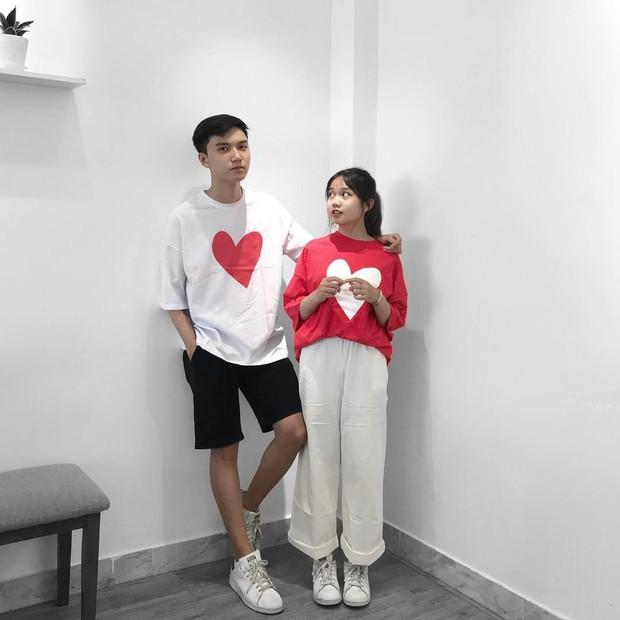 Couple Đà Nẵng sinh năm 1999 đũa lệch 28cm diện đồ siêu xinh, có câu chuyện tình yêu ngọt ngào - Ảnh 6.