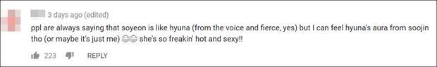 Không phải Soyeon, netizen cho rằng thành viên (G)I-DLE này mới xứng đáng là hậu duệ HyunA - Ảnh 4.