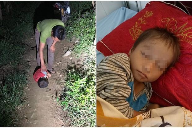 Cháu bé ngủ ngoài đường trong đêm tối: Không có chuyện mẹ đẻ ruồng bỏ con - Ảnh 1.