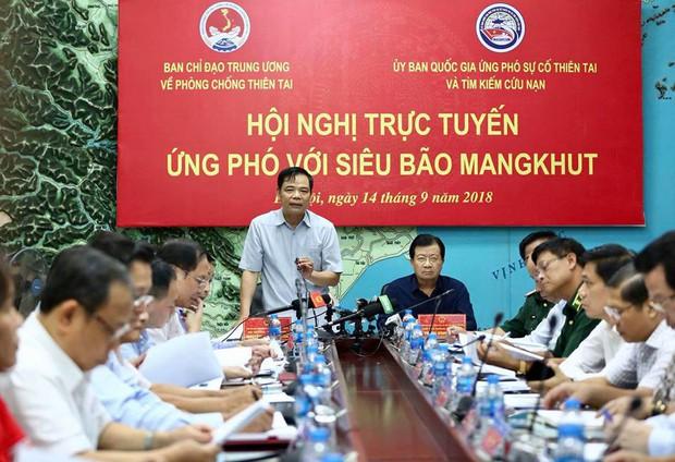 Siêu bão Mangkhut có thể ảnh hưởng trực tiếp đến 27 tỉnh thành, Quảng Ninh là trọng điểm - Ảnh 2.