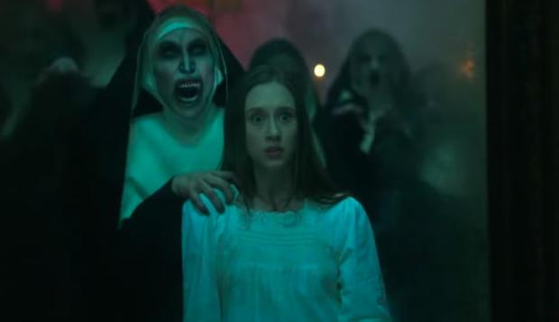 17 bài học cuộc sống hữu ích khi xem phim kinh dị The Nun - Ảnh 16.