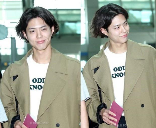 Cú lừa fan ngoạn mục của Park Bo Gum: cứ tưởng đã cắt tóc bảnh trai nhưng mà không, vẫn đang để tóc bà cô nhé! - Ảnh 7.