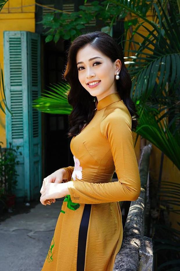 Á hậu Bùi Phương Nga - Hoa hậu Việt Nam 2018: Ảnh đời thường xinh đẹp - Ảnh 3.