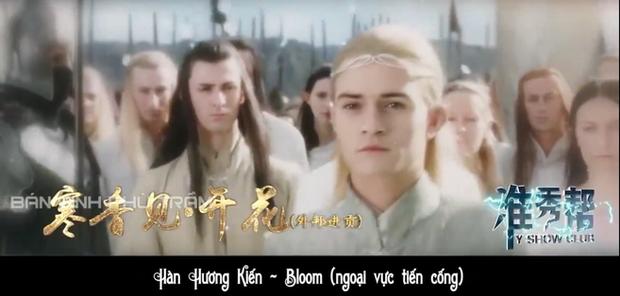 Ngã ngửa với đoạn clip Hạ Tử Vi chất vấn xem Càn Long yêu ai nhất trong hậu cung - Ảnh 8.