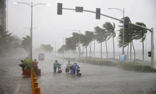 Sẽ còn xuất hiện nhiều siêu bão đáng sợ như Mangkhut - Ảnh 1.