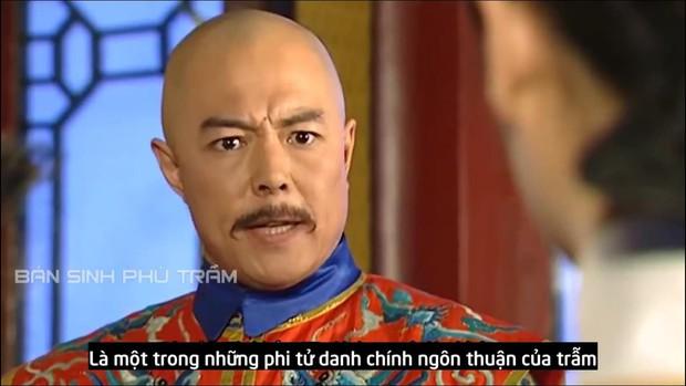Ngã ngửa với đoạn clip Hạ Tử Vi chất vấn xem Càn Long yêu ai nhất trong hậu cung - Ảnh 4.
