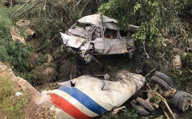 Ai sẽ là người bồi thường cho các nạn nhân trong vụ tai nạn 13 người tử vong ở Lai Châu? - Ảnh 1.