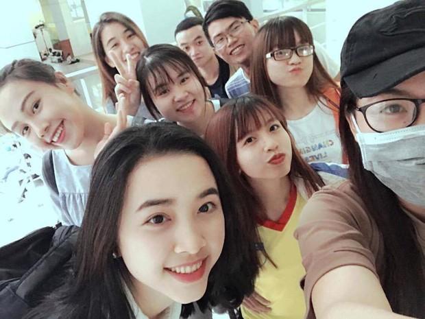 Soi học lực của Á hậu 2 Nguyễn Thị Thúy An: Sinh viên khoa Quản trị Kinh doanh và là Miss thân thiện của HUTECH - Ảnh 4.