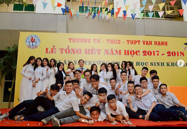 Những hình ảnh đáng yêu thời học sinh ngố tàu của tân Hoa hậu Việt Nam 2018 - Trần Tiểu Vy - Ảnh 6.