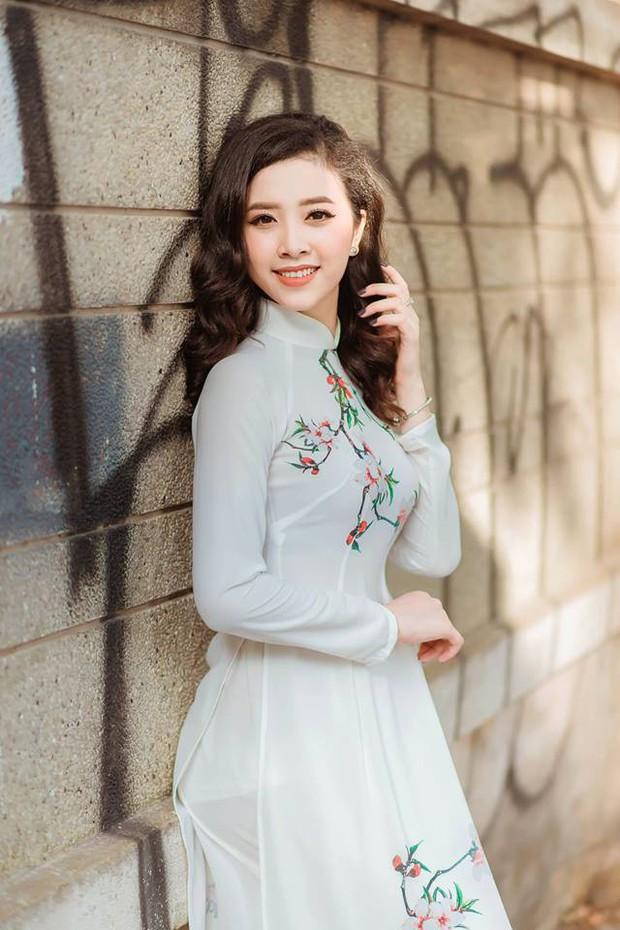 Soi học lực của Á hậu 2 Nguyễn Thị Thúy An: Sinh viên khoa Quản trị Kinh doanh và là Miss thân thiện của HUTECH - Ảnh 8.