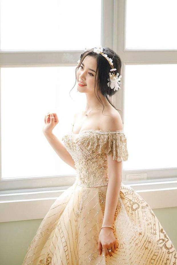 Soi học lực của Á hậu 2 Nguyễn Thị Thúy An: Sinh viên khoa Quản trị Kinh doanh và là Miss thân thiện của HUTECH - Ảnh 7.