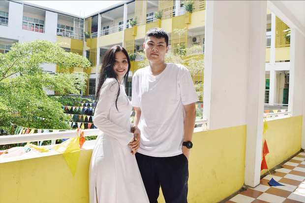 Những hình ảnh đáng yêu thời học sinh ngố tàu của tân Hoa hậu Việt Nam 2018 - Trần Tiểu Vy - Ảnh 4.