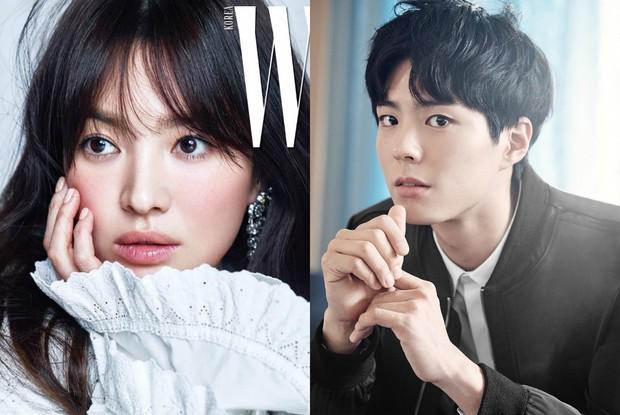Loạt khoảnh khắc chứng tỏ: Song Hye Kyo và Park Bo Gum bên nhau không hề sai chút nào đâu! - Ảnh 1.