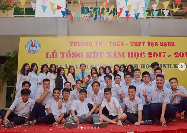 Những hình ảnh đáng yêu thời học sinh ngố tàu của tân Hoa hậu Việt Nam 2018 - Trần Tiểu Vy - Ảnh 7.