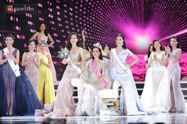 Soi học lực của Á hậu 2 Nguyễn Thị Thúy An: Sinh viên khoa Quản trị Kinh doanh và là Miss thân thiện của HUTECH - Ảnh 1.