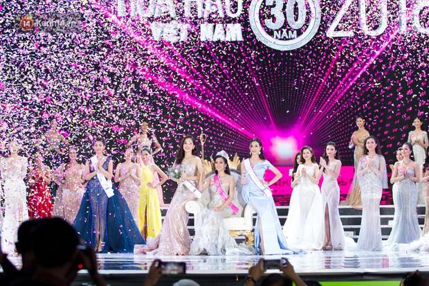 Vừa đăng quang, tân Hoa hậu Việt Nam Trần Tiểu Vy nhận được cơn mưa lời khen từ dân mạng - Ảnh 3.