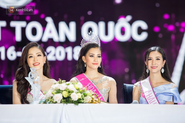 Hành trình nhan sắc của Trần Tiểu Vy toả sáng đến ngôi vị Hoa hậu Việt Nam 2018 - Ảnh 13.