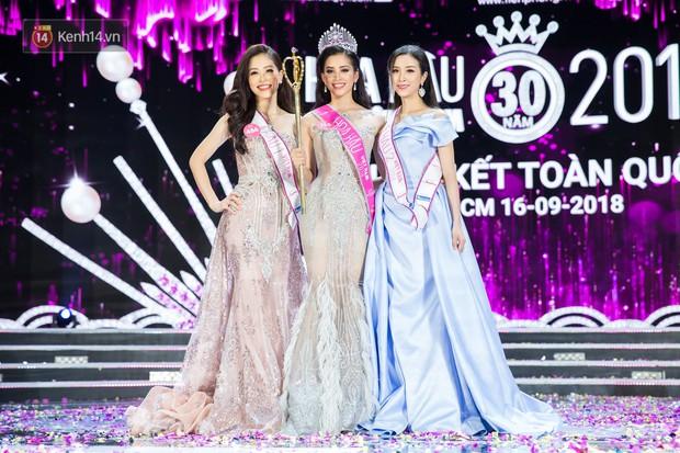 Hành trình nhan sắc của Trần Tiểu Vy toả sáng đến ngôi vị Hoa hậu Việt Nam 2018 - Ảnh 15.